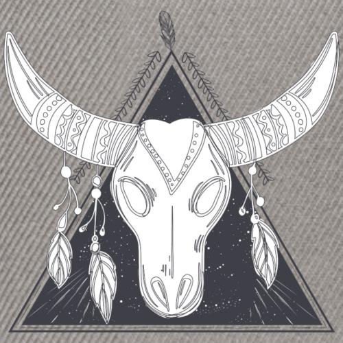 T-shirt triangle - Casquette snapback