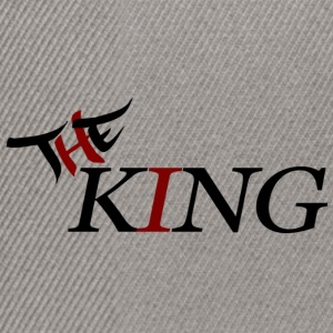 The King - Snapback Cap