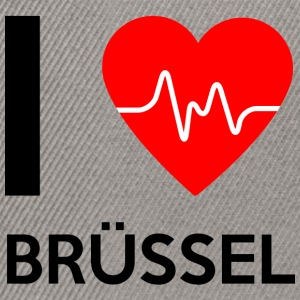 I Love Brussels - I love Brussels - Snapback Cap