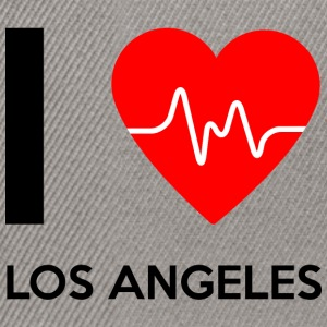 I Love Los Angeles - Ich liebe Los Angeles - Snapback Cap