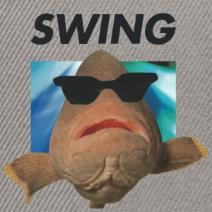 SWING fish - Snapback Cap
