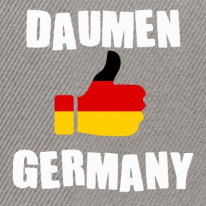Germany3 - Snapback-caps