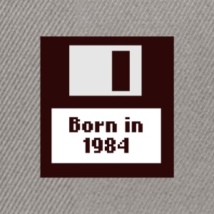 Born in 1984 - Snapback Cap