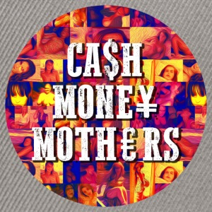 CASH MONEY MOTHERS PRINT - Snapback Cap