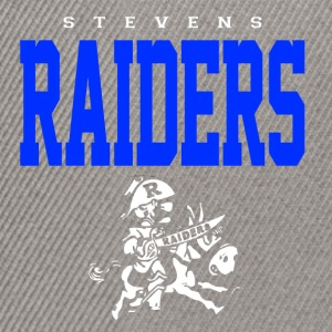 Stevens Raiders with horse - Snapback Cap