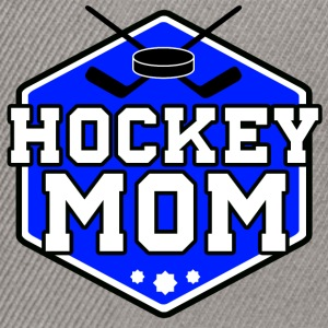 Hockey mom - Snapback Cap