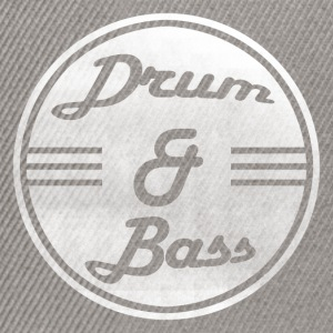 Drum & Bass - Snapback-caps