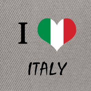 The shirt for Italians, Italy - Snapback Cap
