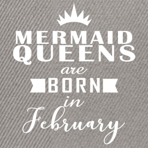Mermaid Queens februar - Snapback-caps