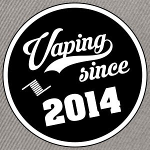 Vaping since 2014 - Snapback Cap