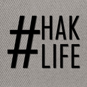#HAKLIFE - Casquette snapback