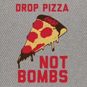 DROP PIZZA - Casquette snapback