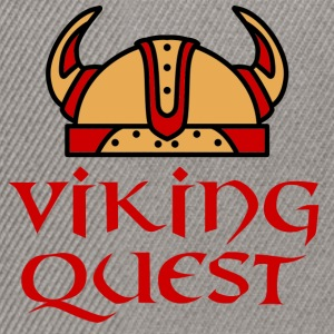 Vikings: Viking quest - Snapback-caps