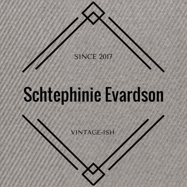 Vintage Schtephinie Evardson