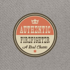 AUTHENTIC FIREFIGHTER - FIREFIGHTER - Snapback Cap