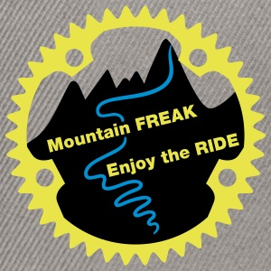 Mountain Freak - Snapback Cap