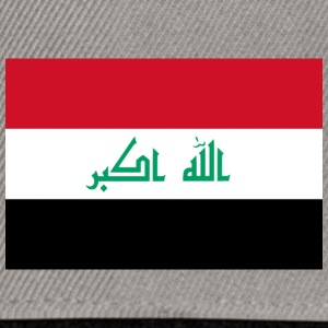 National Flag Of Iraq - Snapback Cap