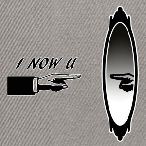 I_NOW_YOU - Casquette snapback