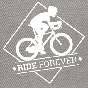 Ride Forever - Snapback Cap