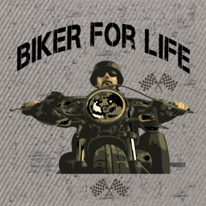 Motorcycle for life! - Snapback Cap