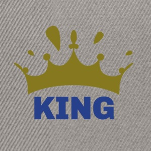 King - Casquette snapback