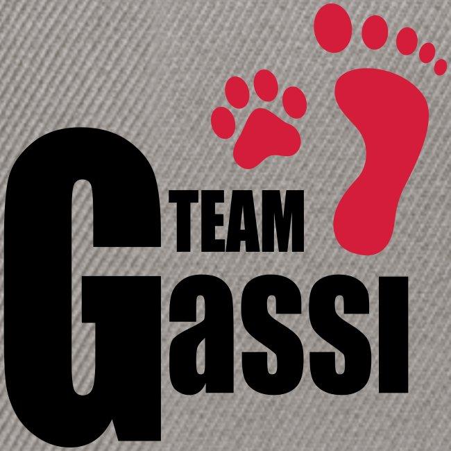 Vorschau: Team Gassi - Snapback Cap