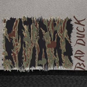 Bad Duck camo # 2 - Snapback Cap