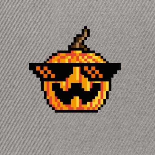 The Pixel Pumpkin - Snapback Cap