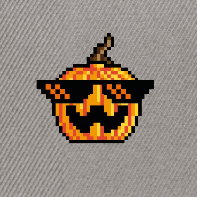 The Pixel Pumpkin