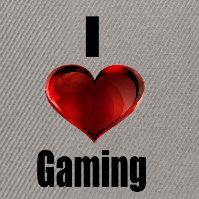 i love gaming