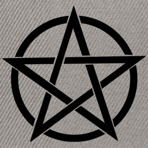 Pentagram gram~~POS=HEADCOMP - Snapback-caps
