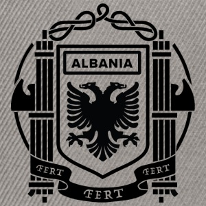 Flag of the Kingdom of Albania 39-43 - Snapback Cap