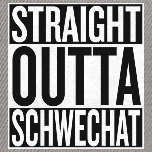Straight Outta Schwechat - Snapback cap