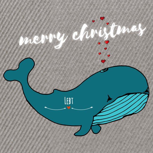 """Wal """"merry Christmas"""""""