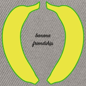 Banana friendship 1 - Snapback Cap