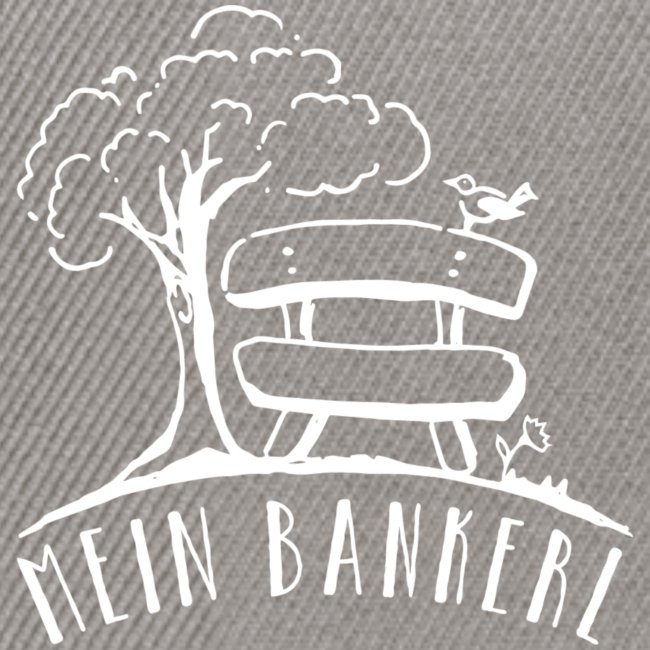 MeinBankerl Logo weiss