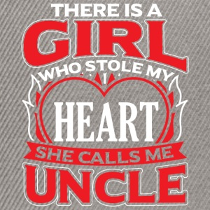 UNCLE - THERE IS A GIRL WHO STOLE MY HEART - Snapback Cap