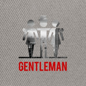 Gentleman with 2 Ladies - Snapback Cap