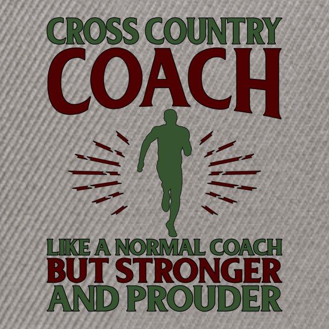 Cross Country Coach Gift Cross Country Coach Like