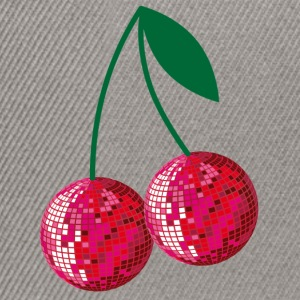 disco cherries - Snapback Cap
