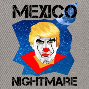 Mexico Blue Nightmare / The Mexico Blue nachtmerrie - Snapback cap