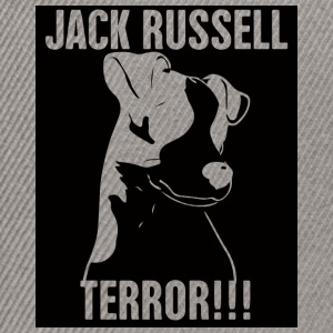 Dog / Jack Russell Jack Russell Terror !!! - Snapback-caps