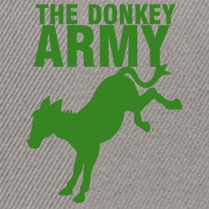 Donkey / Farm: The Donkey Army - Snapback Cap