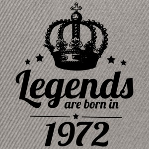 legends 1972 - Snapback Cap