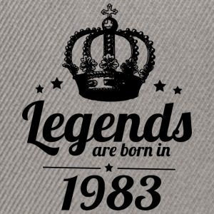 Legends 1983 - Snapback Cap
