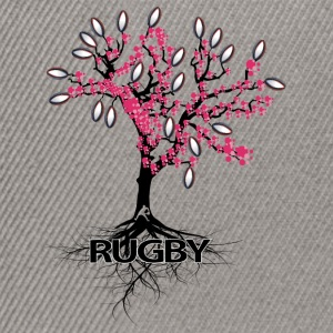 TREE RUGBY - Snapback Cap
