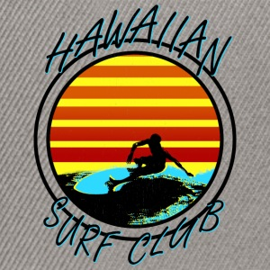 Hawaiian Surf Club - Snapback Cap