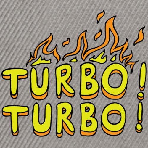 TurboTurbo - Snapback cap