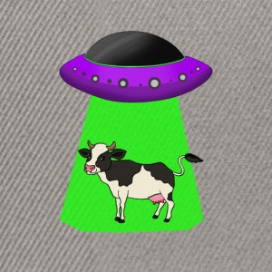 Alien Abduction - Snapback Cap