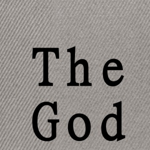 The_god - Snapback Cap